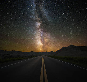 Highway to Heaven by Aaron J Groen