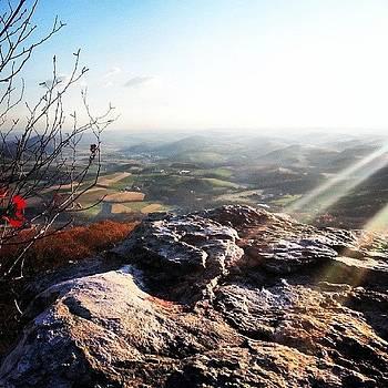 #hiking Today. #pa #bluerocks #pinnacle by Brian Harris