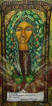 Hildegard Healing by Havi Mandell