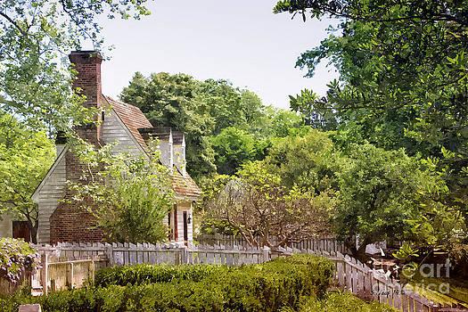Shari Nees - Hill Cottage