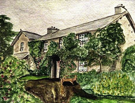 Angela Davies - Hill Top Farm Home of Beatrix Potter