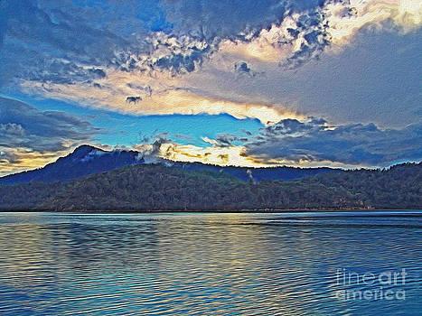 Hills by Nur Roy