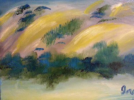 Hills of Kelley Canyon by Steve Jorde