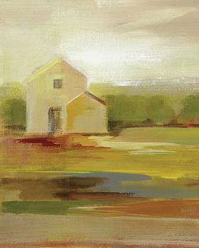 Hillside Barn I V2 by Silvia Vassileva