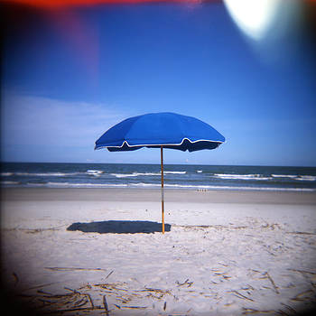 Matthew Lit - Hilton Head Island Umbrella