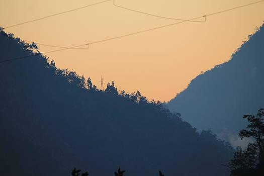 Himalayan morning by Aditi Bhatt