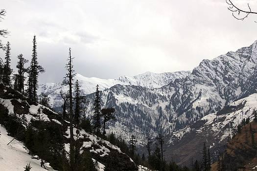 Ramabhadran Thirupattur - Himalayan Range