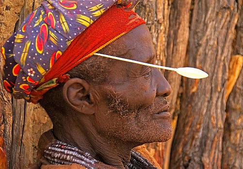 Dennis Cox - Himba chief