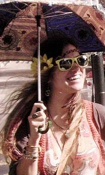 Hippie Chick by Sharon Costa