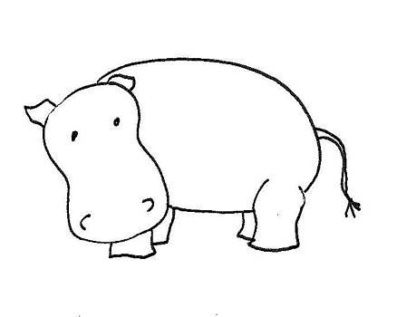 Cherie Sexsmith - Hippo
