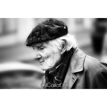His Favorite Hat For 60+ Years by Mary Carter