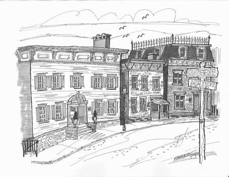 Richard Wambach - Historic Catskill Street