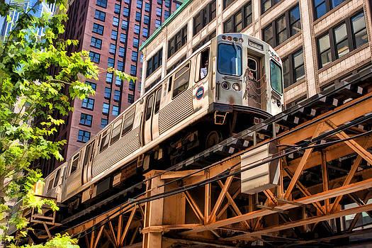 Christopher Arndt - Historic Chicago El Train