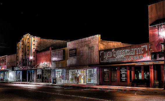 David Morefield - Historic Downtown Rosenberg