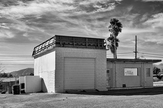 William Dey - HISTORIC ESTRELLA GAS STATION Desert Hot Springs