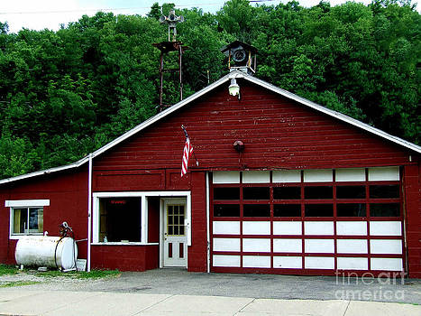 Scott B Bennett - Historic Fire Station