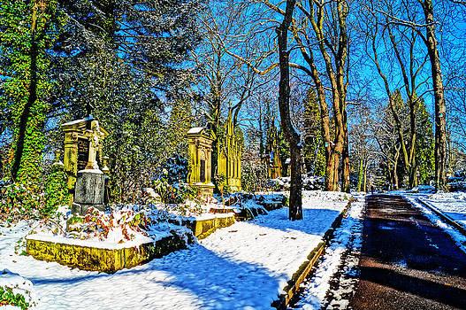Alexander Drum - historic gravestones