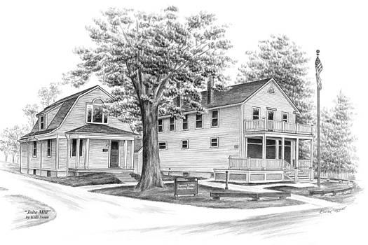 Kelli Swan - Historic Jaite Mill - Cuyahoga Valley National Park