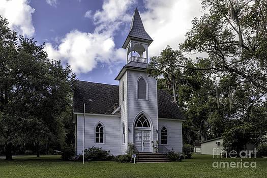 Lynn Palmer - Historic Mcintosh Christian Church