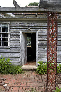 Historic Outbuilding by Leslie Cruz