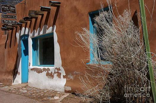 Historic Santa Fe by David Pettit