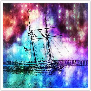 Daryl Macintyre - Historic Tall Ship