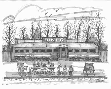 Richard Wambach - Historic Village Diner
