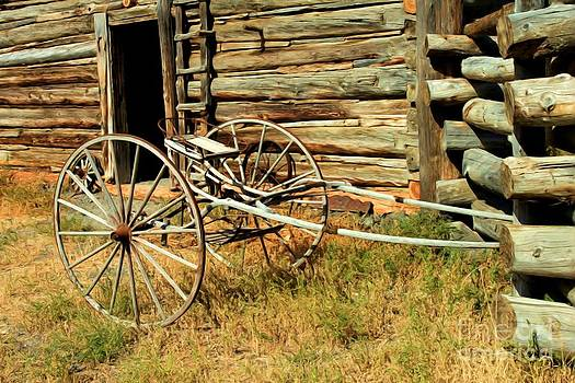 Roland Stanke - historical cart