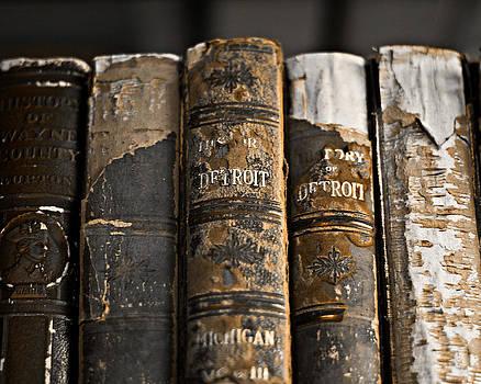 History of Detroit Books by Alanna Pfeffer