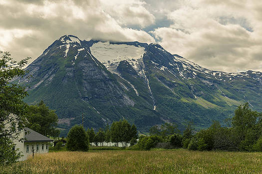 Hjelle Norway by Angela A Stanton