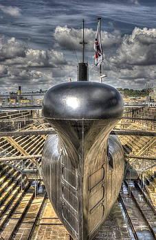 Stephen Barrie - HMS Ocelot II