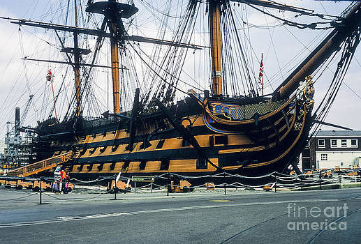 Bob Phillips - HMS Victory