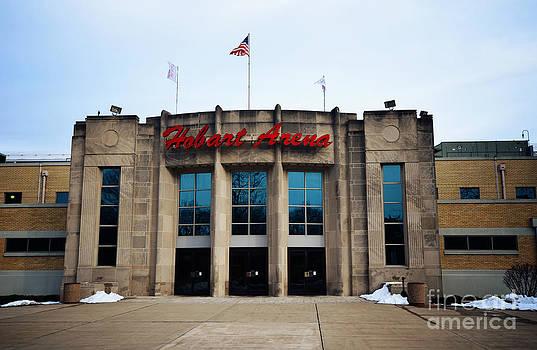 Rachel Barrett - Hobart Arena