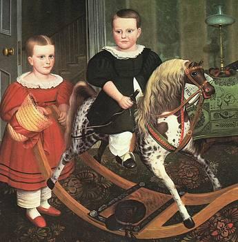 Hobby Horse by Robert Peckman