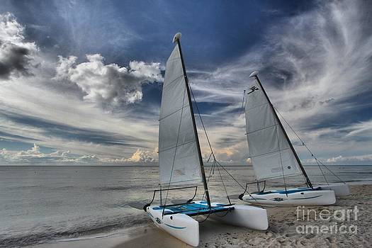 Adam Jewell - Hobie Cats On The Caribbean