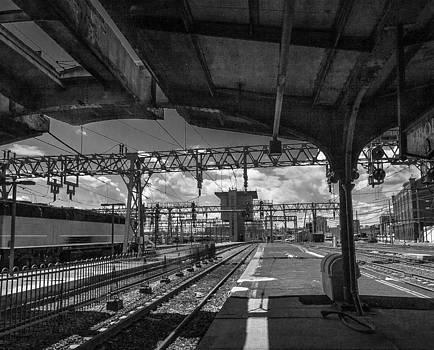 Hoboken Terminal June 2013 by Timothy Dingman