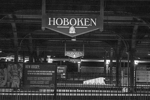 Hoboken Terminal Oct. 2013 by Timothy Dingman