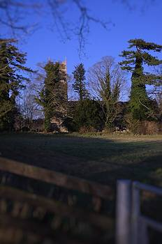 Hockering Church by Dave Woodbridge