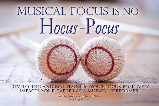 Hocus-Pocus by Steve  Raybine