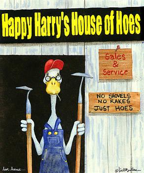 Hoe House... by Will Bullas