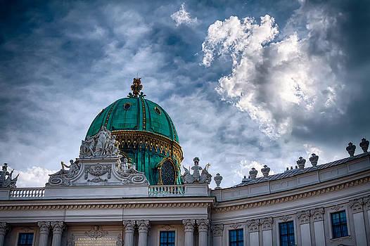 Hofburg Dome by Viacheslav Savitskiy