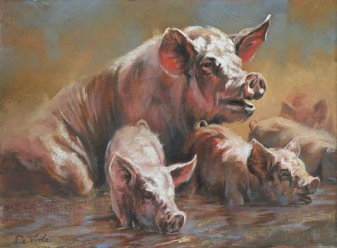 Hog Heaven by Mia DeLode