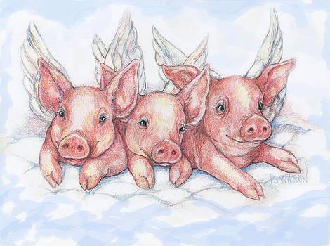 Peggy Wilson - Hog Heaven