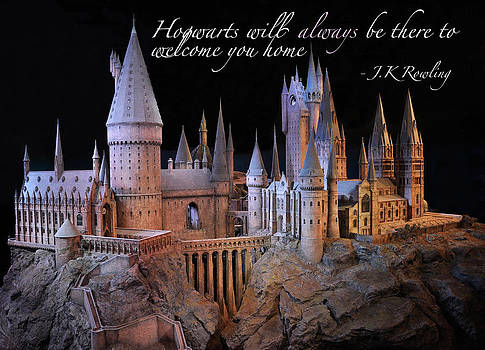 Hogwarts by Tanis Crooks