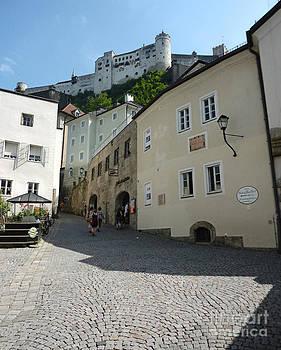 Gregory Dyer - Hohensalzburg Castle In Salzburg Austria - 02