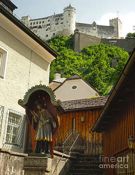 Gregory Dyer - Hohensalzburg Castle in Salzburg Austria