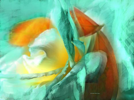 Hojas y Flores by Alfonso Garcia