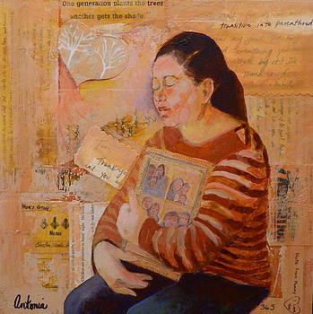 Holding the Treasure - Antonia Ruppert by Antonia Ruppert