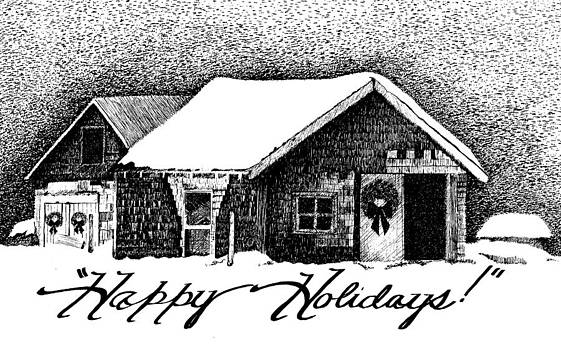 Joy Bradley - Holiday Barn