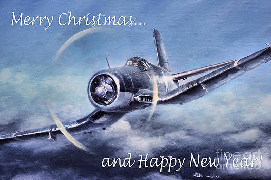 Holiday Card by Stephen Roberson
